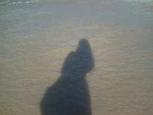 Cuando solo me acompaño mi sombra...