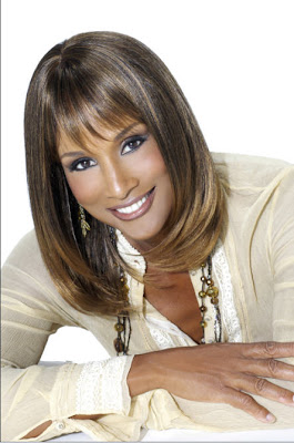 Beverly Johnson black straight hairstyles for African American women