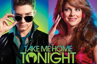 Take Me Home Tonight Hollywood Movie poster
