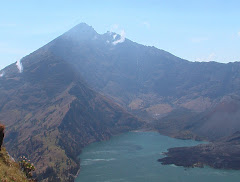 Gunung Rinjani..