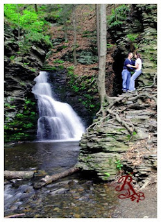 Although It Was Longer Than We Had First Intended And Their Old Lady Photographer To Take A Few Breaks On The Steep Inclines Up Falls