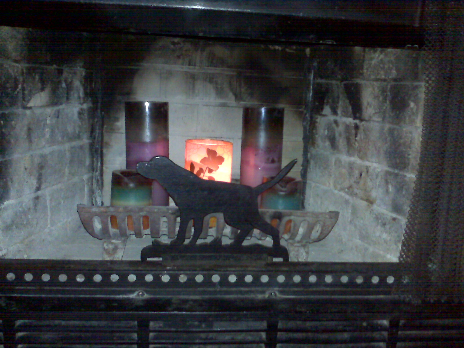 [Night+time+Fireplace]