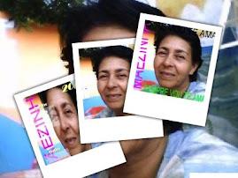 06/07 um ano sem vc mamãe...
