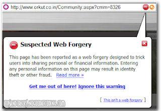orkut-web-forgery