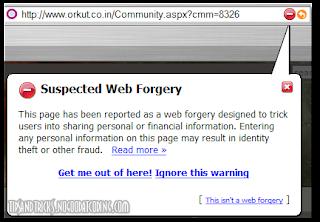 orkut-web-forgery