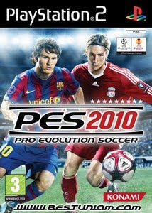 Download Pro Evolution Soccer 2010 PS2