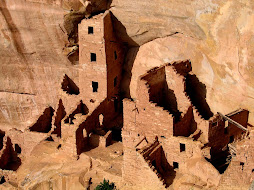Mesa Verde Cliff Ruins