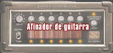 Afinador de Guitarra