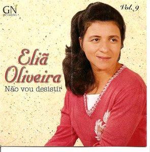 Eli� Oliveira - N�o Vou Desistir - Playback