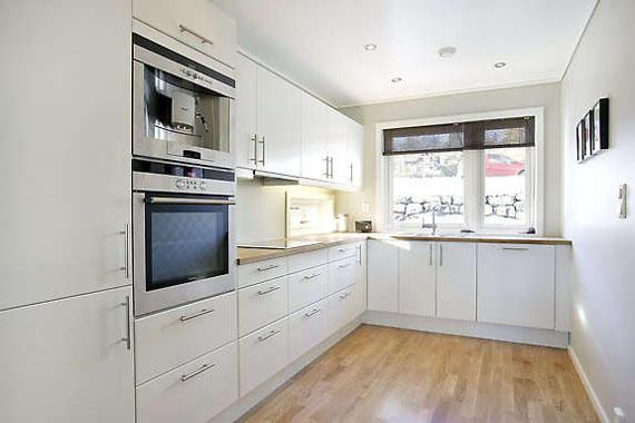 Hvilken kjøkken vil holde seg moderne lengst?   hus og hage ...