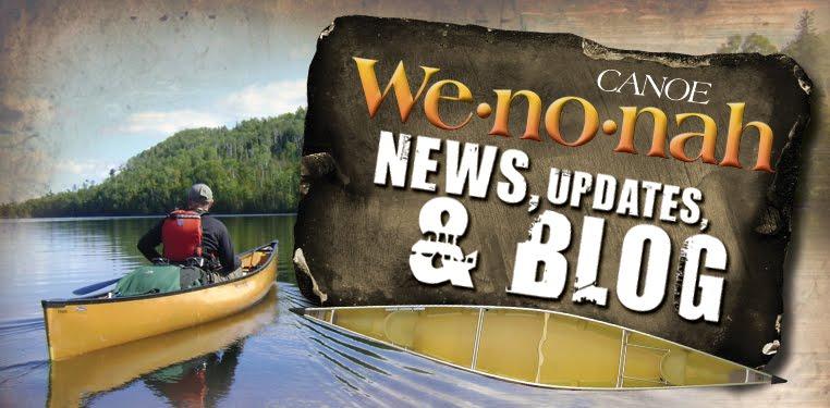 Wenonah Canoe Blog