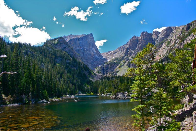 Colorado Lifestyle Lake Haiyaha To Bear Lake Shuttle