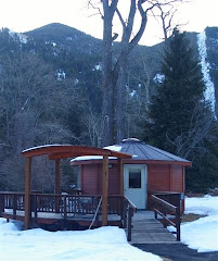 Yurts at Wallowa Lake State Park