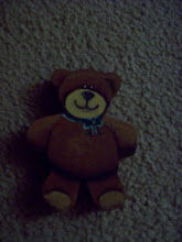 my bear that i painted