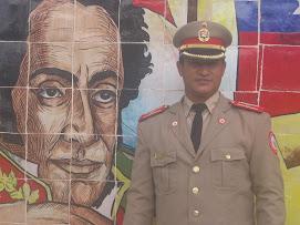 Primer Teniente: Héctor Peña
