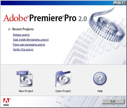 adobe premiere pro 2.0 free