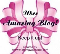 Amazing Blog Award...
