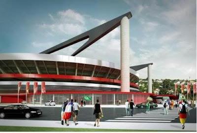 Los estadios del mundial brasil 2014 [info y fotos]