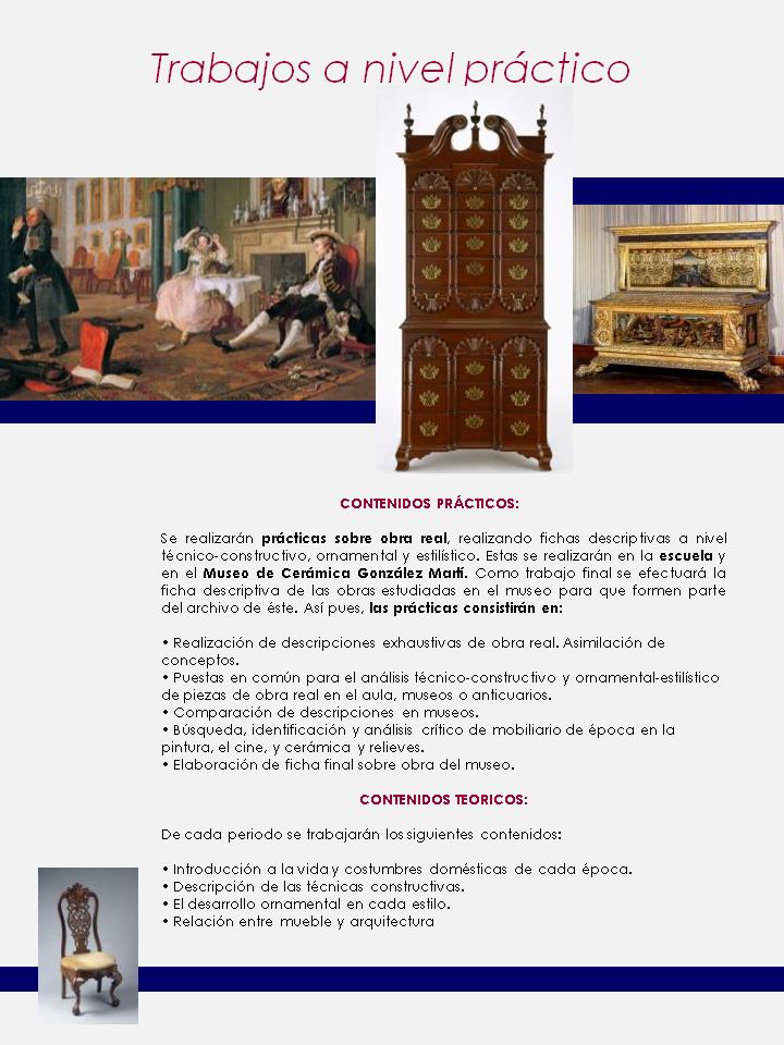 Perfect Curso Historia Del Mueble   Historia Del Mueble Espanol .