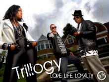 Trillogy-has transcended lifes obstacles to unite and create a level of musical genius...