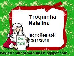Troquinha Natalina