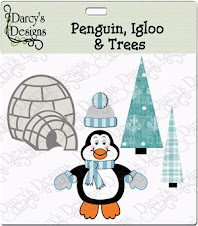 Penguin, Igoo & Trees