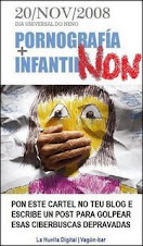 PORNOGRAFÍA INFANTIL, NO!!!!!