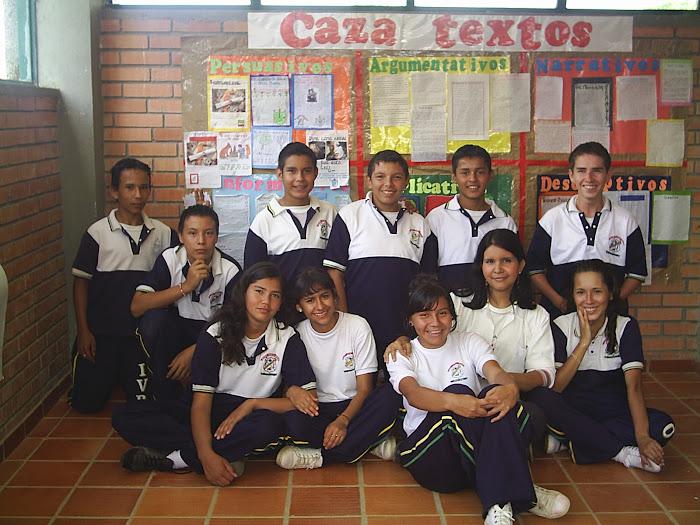 Mis queridos estudiantes de 9°