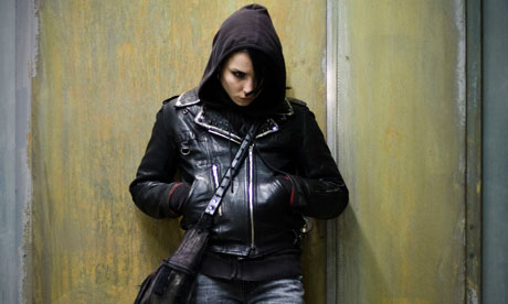Larssontrilogia for Noomi rapace the girl with the dragon tattoo