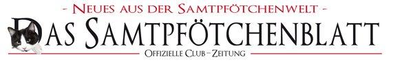Samtpfötchenblatt des SPC
