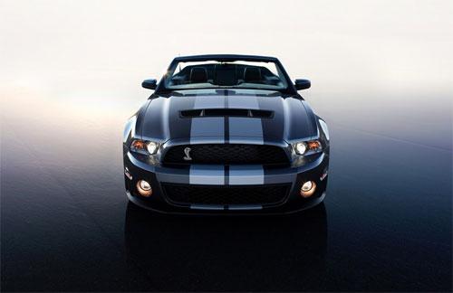 Otomotif Magazine 2011 Mustang Shelby Gt500 Convertible