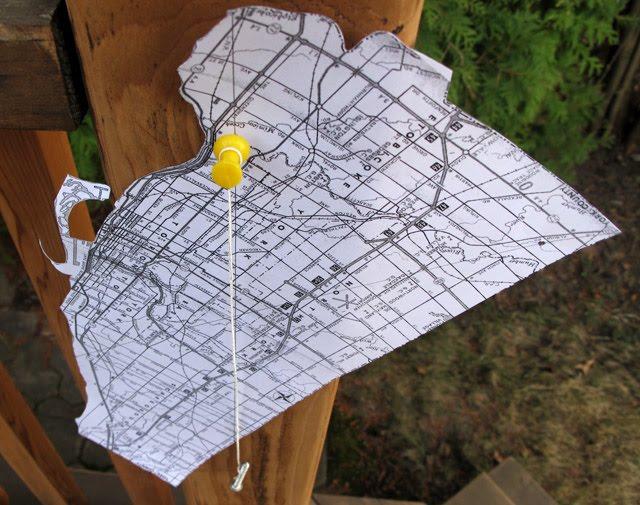 Toronto Plumb Line Method