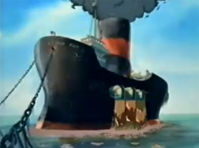 The Smoggies Pollution Ship