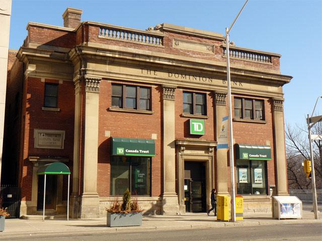 TD Canada Trust Branch