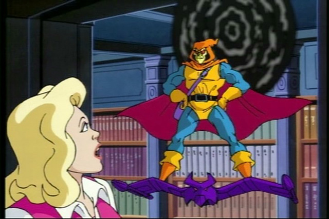 Spider-Man the Animated Series Hobgoblin