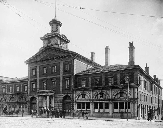 St. Lawrence Market Toronto History