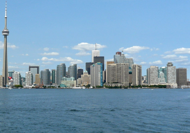 Toronto's Skyline 2008