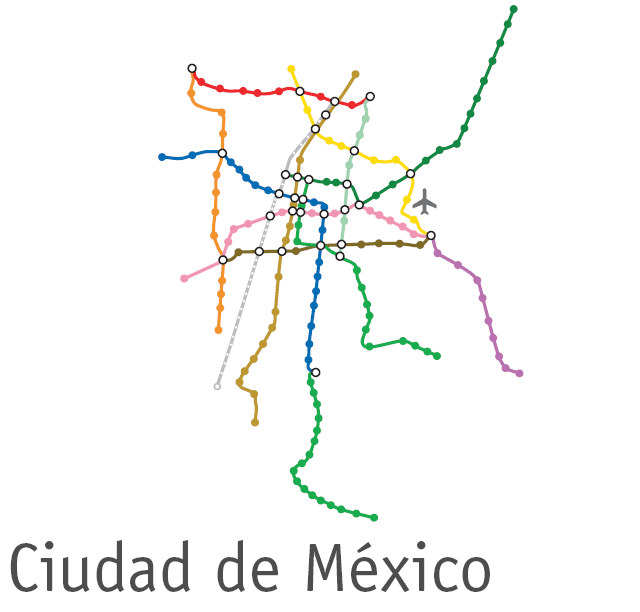 Mexico City Subway System