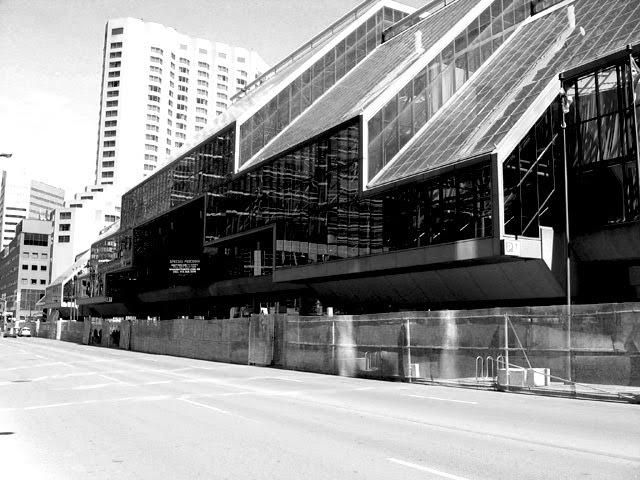 G20 Metro Toronto Fortress