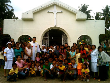 Parishioners of Tubod Monte