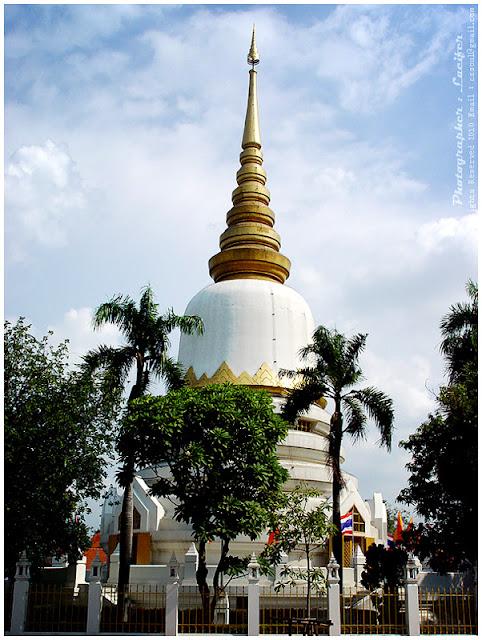 Camera Photograph Stupa