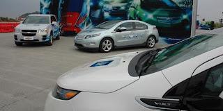 Mobil Masa Depan General Motors