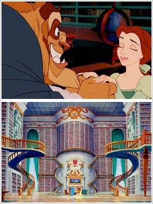 of Beauty and the Beast.