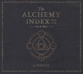 Thrice - The Alchemy Index Vols. I & II: Fire & Water