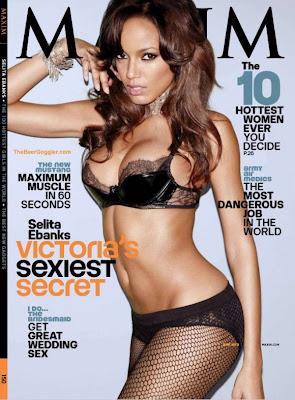 Selita Ebanks Maxim Magazine Junio 2010 : Lagartos Magazine