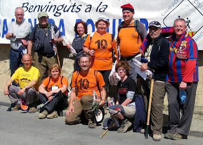 Caminada dels Hostalets de Balenyà 2010