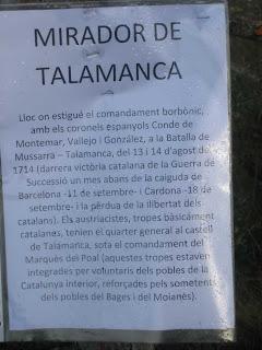 Mirador de Talamanca