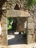 Portalada de Santa Agnès