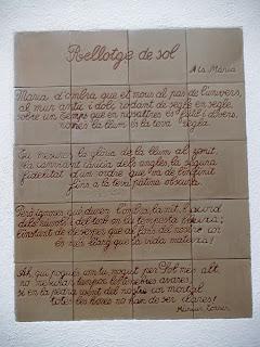 Poema a la Maria Planas de Màrius Torres