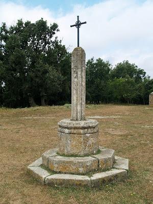 Creu de terme de Santa Coloma Sasserra